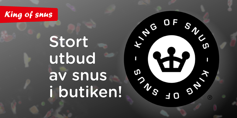 king of snus